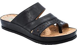 BareTraps Baretraps Thong Sandals - Careena $50 thestylecure.com