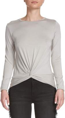 Elan International Twist Front Top
