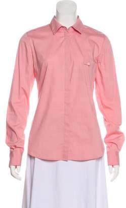 Halston Long Sleeve Top
