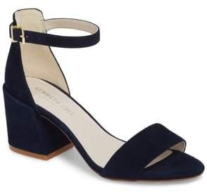 Kenneth Cole New York Hannon Block Heel Ankle Strap Sandal