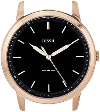 Fossil Men's 'The Minimalist' Quartz Stainless Steel Casual watchMulti Color (Model: C221041)