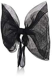 Eugenia Kim Women's Blaire Sinamay Bow Headband - Black