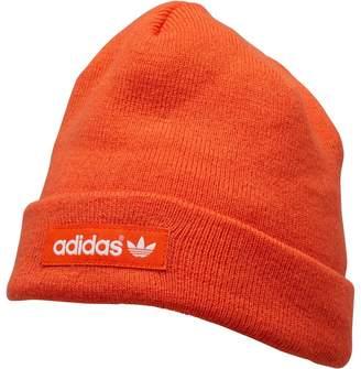 581e71291187a adidas Logo Beanie Collegiate Orange Collegiate Orange White