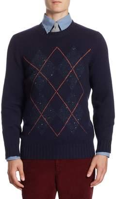 Brunello Cucinelli Printed Sweater