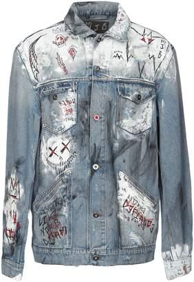 Burton MJB MARC JACQUES Denim outerwear - Item 42698760GU