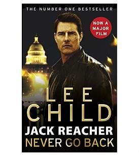 Random House Jack Reacher Never Go Back - Film Tie-In Edition