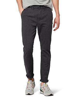 704c3875de Jack and Jones Men s Jjimarco Jjcharles AKM 269 Dark Grey STS Trouser