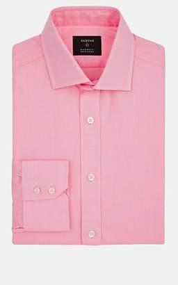 Fairfax Men's Cotton Oxford Dress Shirt - Pink
