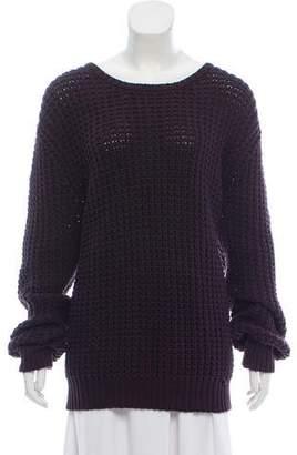 AllSaints Oversize Long Sleeve Sweater