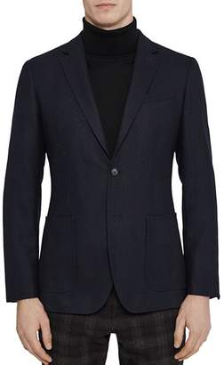 Reiss Ribot Wool Slim Fit Suit Jacket