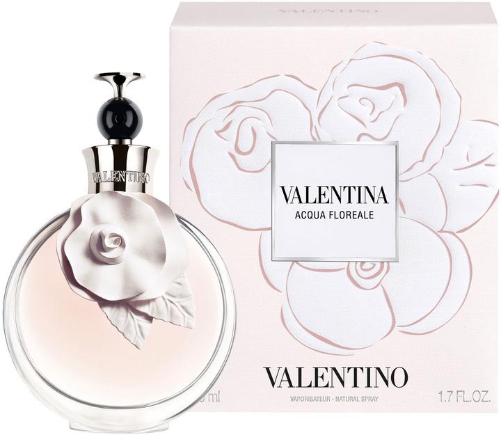 Valentino Acqua Floreale Eau De Toilette 50ml