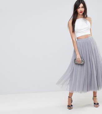 Asos Tall TALL tulle midi prom skirt