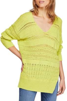 Free People Hot Tropics Sweater