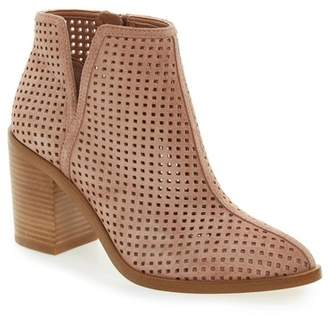 1 STATE 1.State Larocka Perforated Bootie