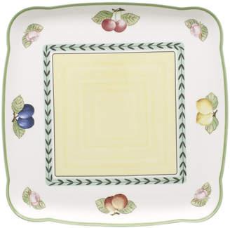 Villeroy & Boch Dinnerware, French Garden Square Platter