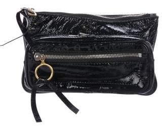 Chloé Patent Leather Betty Clutch