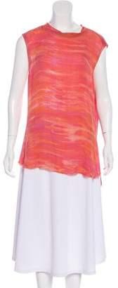 Raquel Allegra Silk Tie Dye Tunic