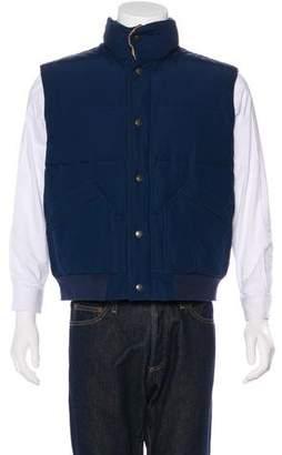 Steven Alan Quilted Puffer Vest