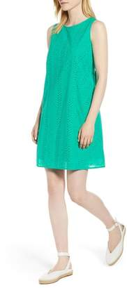 Everleigh Eyelet Shift Dress
