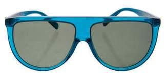 Celine Tinted Oversize Sunglasses w/ Tags