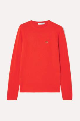 Bella Freud Cashmere Sweater - Red
