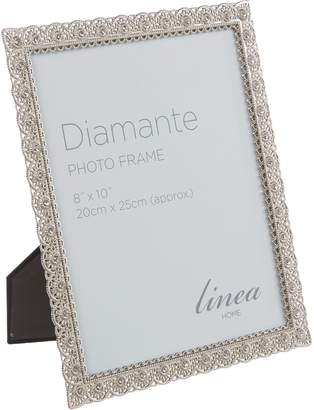 Linea Scallop Diamante 8x10