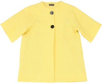 Yellowsub Linen Jacket