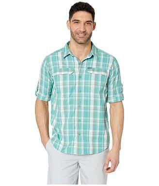 Columbia Silver Ridge 2.0 Plaid Long Sleeve Shirt
