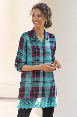 Soft Surroundings Adeline Shirt