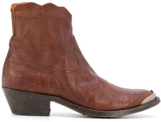 Golden Goose Young cowboy boots