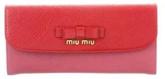 ebe8d6ec2538 Miu Miu Bow Bag - ShopStyle