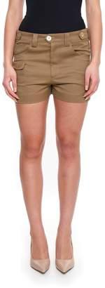 Miu Miu Drill Shorts
