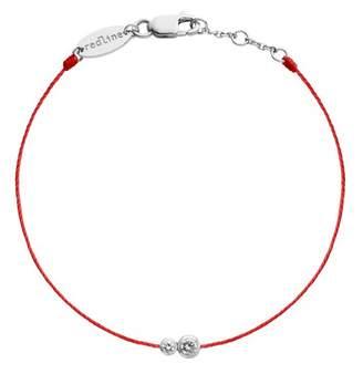 Redline Infinite Diamond Red Bracelet