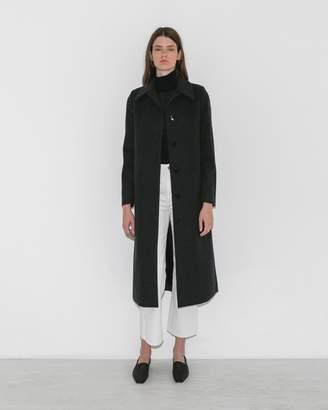 MM6 MAISON MARGIELA Felt Wool Coat