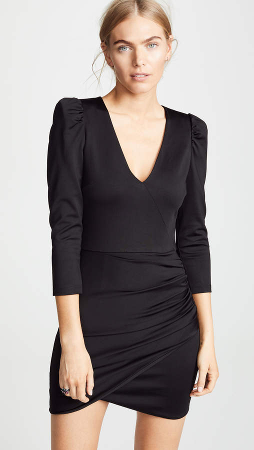 Judy Ruched Dress
