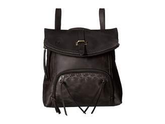 Børn Archer Distressed Leather Handbags
