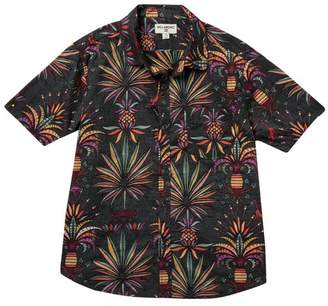 Billabong Sundays Floral Short Sleeve Shirt (Big Boys)