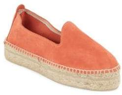 Manebi Hampton Suede Leather Espadrilles