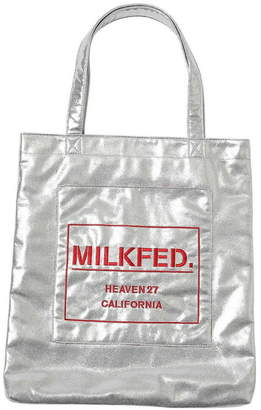 Milkfed. (ミルクフェド) - MILKFED. LOGO TOTE BAG ミルクフェド バッグ