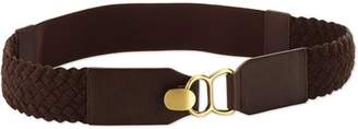 George Women's Dress Belt With Stretch