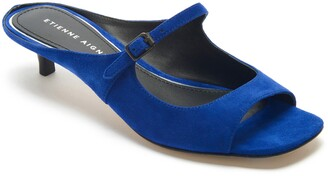 Etienne Aigner Verity Mary Jane Slip-On Sandal