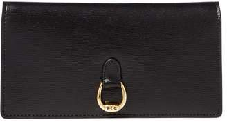 Lauren Ralph Lauren Leather Slim Wallet