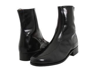 Nunn Bush Bristol Side Zip Ankle Boot