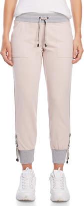 Blanc Noir Ballet Jogger Pants