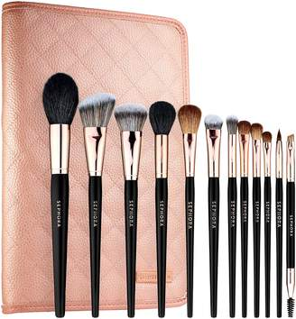 Sephora Collection COLLECTION - PRO Essential Brush Set: Rose Gold Edition