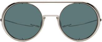 Dita Grey Boris Bidjan Saberi Edition Raw Titan Sunglasses