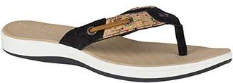 Sperry Women's Seabrook Surf Two-Tone Flat Sandal