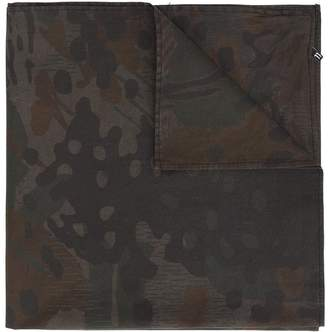 11 By Boris Bidjan Saberi camouflage scarf