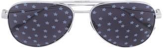 Saint Laurent Eyewear Classic 193 T Aviator Sunglasses
