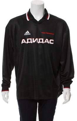 Gosha Rubchinskiy x adidas Long Sleeve Logo Jersey w/ Tags
